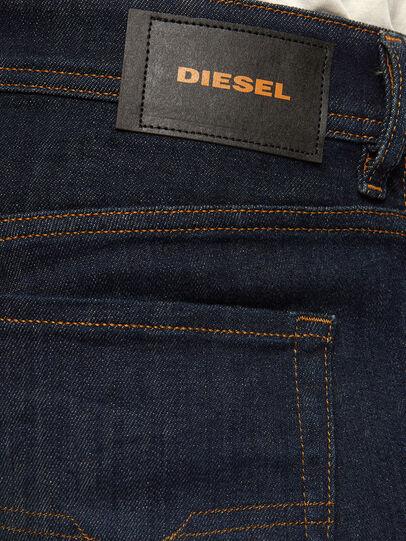 Diesel - Sleenker Skinny Jeans 009DI, Dark Blue - Jeans - Image 3