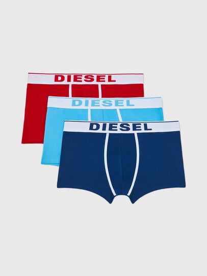 Diesel - UMBX-DAMIENTHREEPACK, Multicolor/Blue - Trunks - Image 1