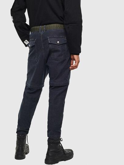 Diesel - D-Everi JoggJeans 009BI, Dark Blue - Jeans - Image 2