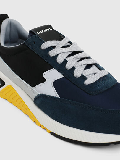 Diesel - S-KB LOW LACE II, Dark Blue - Sneakers - Image 4