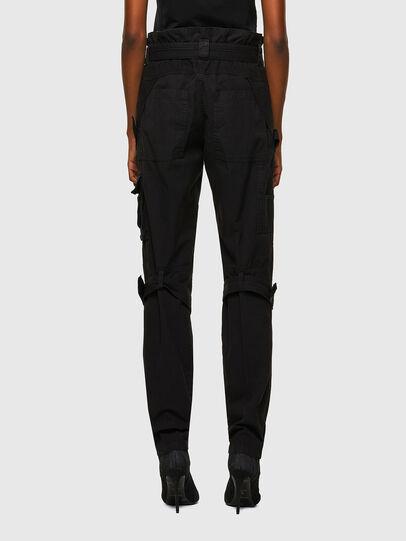 Diesel - P-FEDRA-A, Black - Pants - Image 2