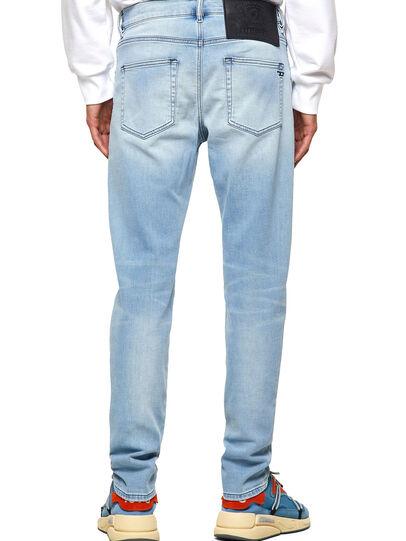Diesel - D-Strukt Tapered JoggJeans® Z69VL, Light Blue - Jeans - Image 2