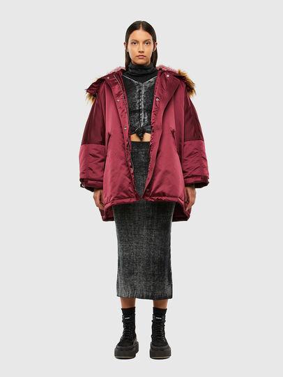 Diesel - M-ISLA, Black - Skirts - Image 6