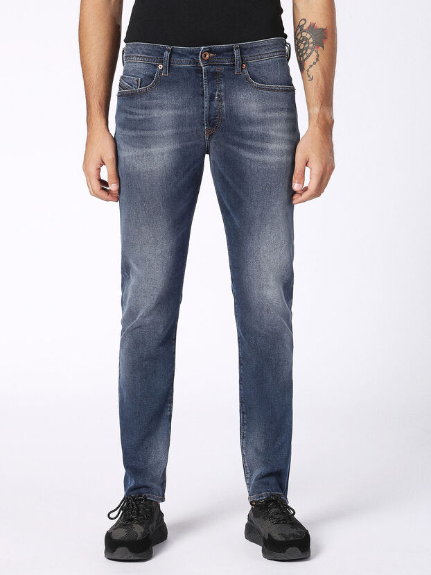 Buster 084NS, Dark Blue - Jeans
