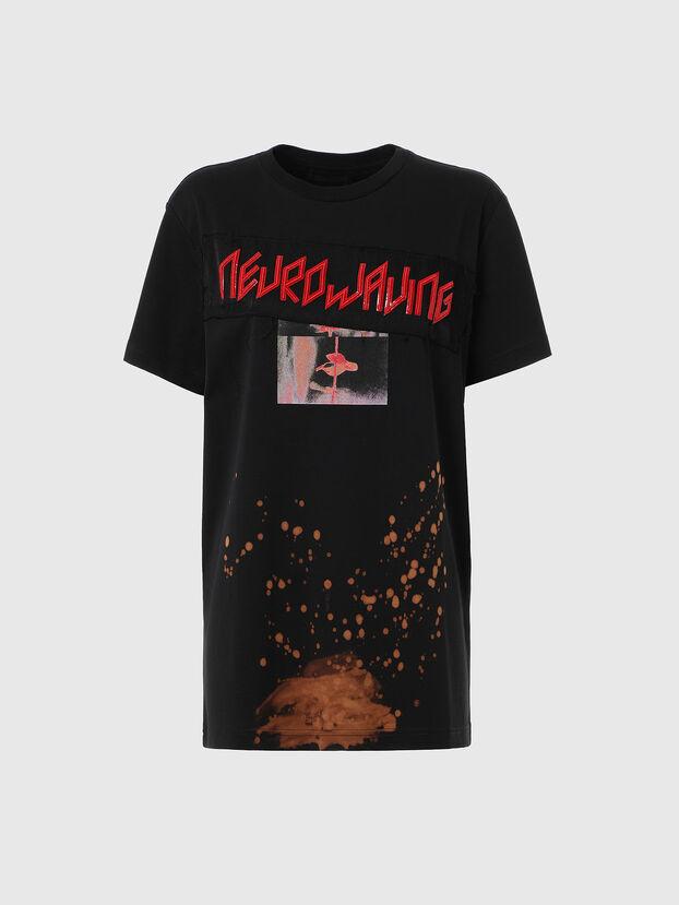 T-AIRO, Black - T-Shirts