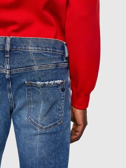 Diesel - D-Strukt Slim Jeans 09A26, Medium Blue - Jeans - Image 3