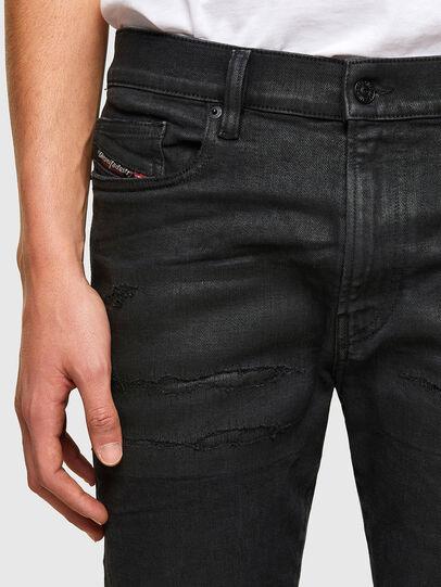 Diesel - D-Amny Skinny Jeans 009PZ, Black/Dark Grey - Jeans - Image 3