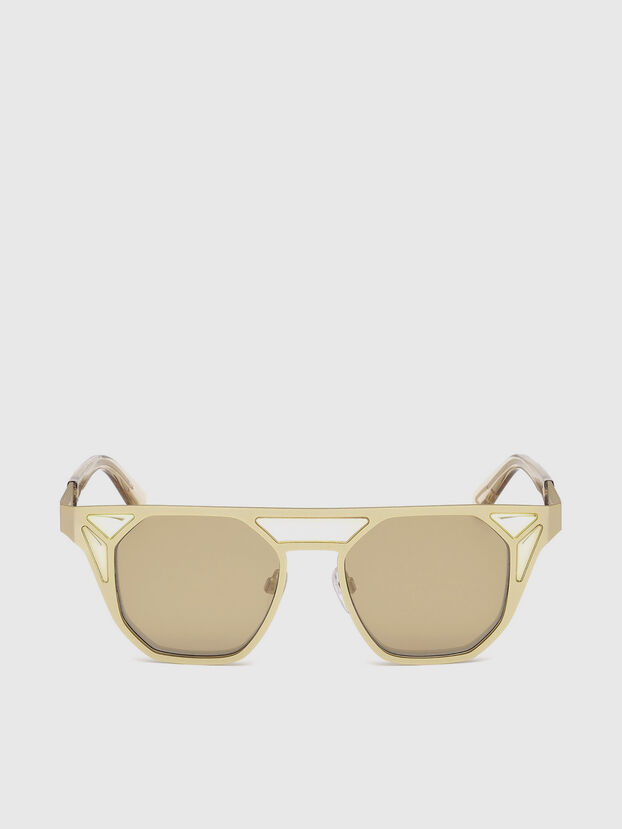 DL0249, Gold - Sunglasses