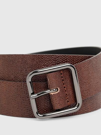 Diesel - B-CARVE, Brown - Belts - Image 2