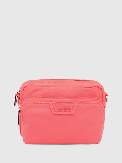 Diesel - CROSSRAMA, Peach - Crossbody Bags - Image 1