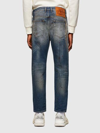 Diesel - D-Vider Carrot Jeans 009NH, Medium Blue - Jeans - Image 2