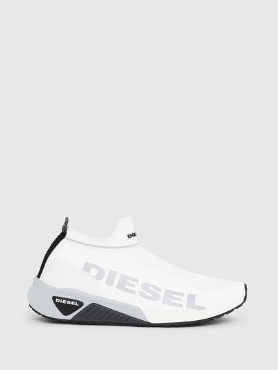 Diesel - S-KB ATHL SOCK II W, White - Sneakers - Image 1