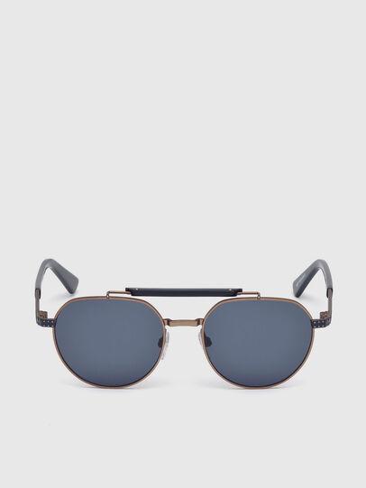 Diesel - DL0239, Bronze - Sunglasses - Image 1