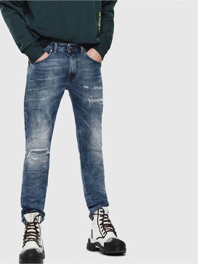 Diesel - Thommer 082AH, Medium Blue - Jeans - Image 1