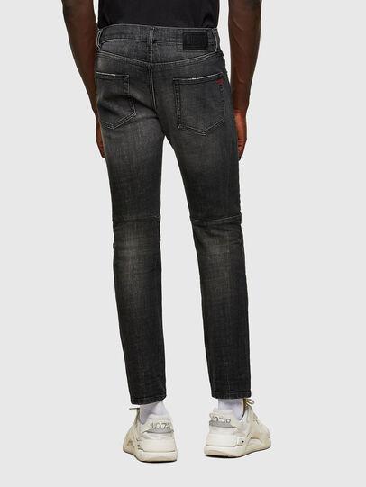 Diesel - D-Strukt 009JW, Black/Dark Grey - Jeans - Image 2