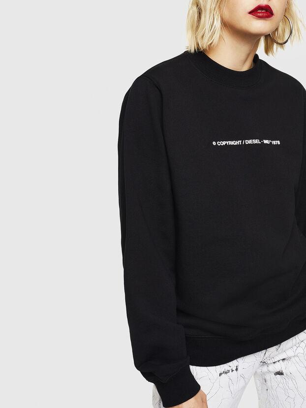 F-ANG-COPY, Black - Sweatshirts