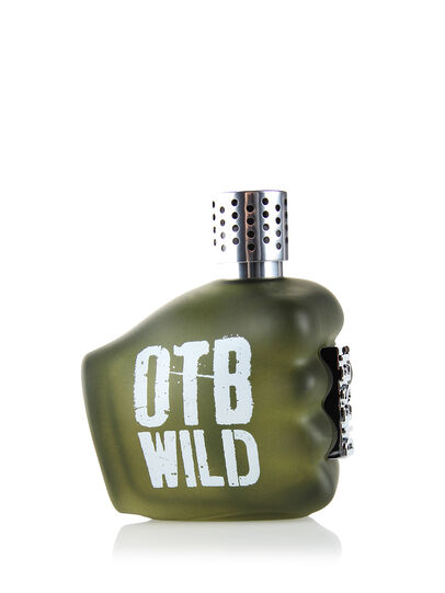 Diesel - ONLY THE BRAVE WILD 75ML, Green - Only The Brave - Image 1