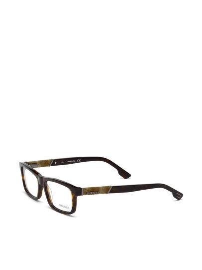 Diesel - DL5126, Brown - Eyeglasses - Image 3