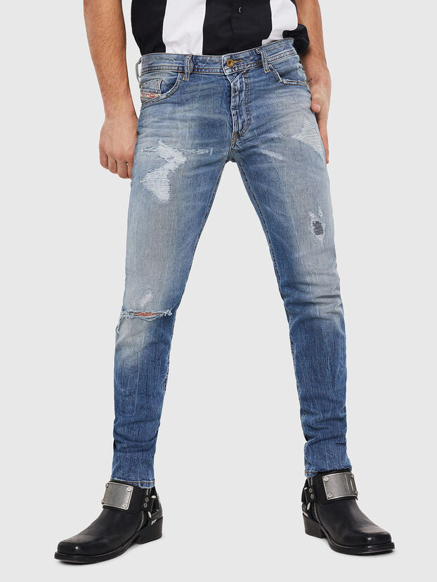 Thommer 0090M, Medium Blue - Jeans