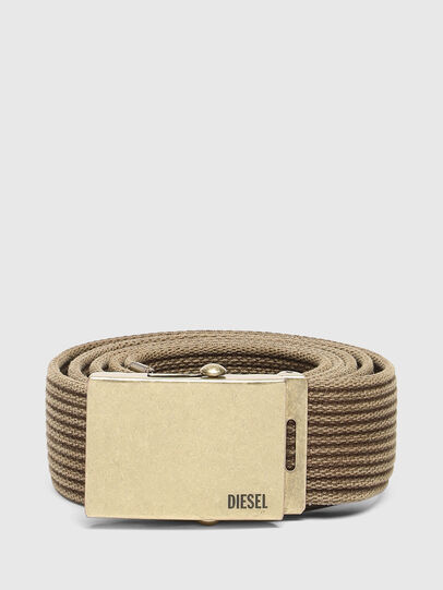 Diesel - B-COMBA, Marrón Claro - Cinturones - Image 1