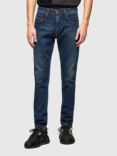 Diesel - D-Strukt Slim Jeans 009NV, Dark Blue - Jeans - Image 1