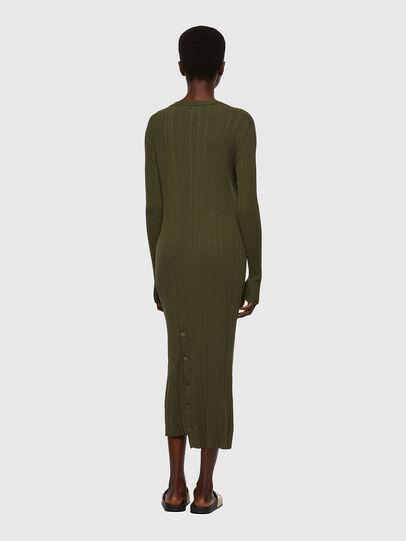 Diesel - M-GEORGIA, Olive Green - Dresses - Image 2