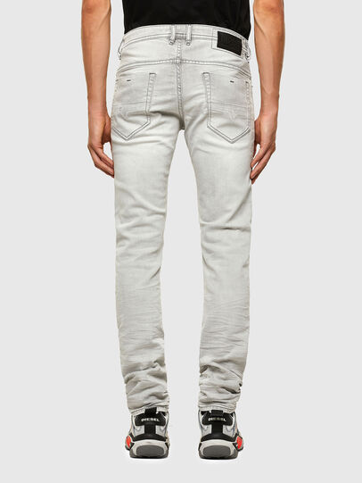 Diesel - Thommer 069RP, Light Grey - Jeans - Image 2
