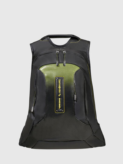 Diesel - KA2*69002 - PARADIVE, Black/Yellow - Backpacks - Image 1