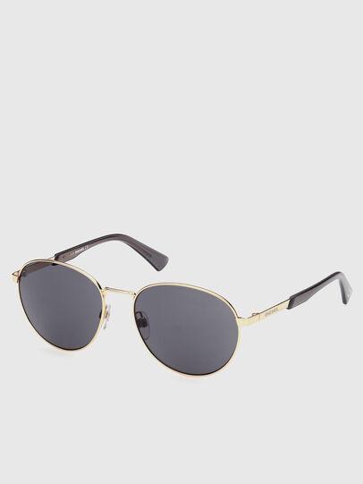 Diesel - DL0355, Black/Gold - Sunglasses - Image 2