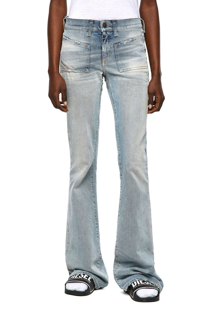 D-Ebbey Bootcut Jeans 09A04,