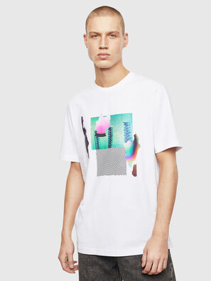 T-JUST-T25, White - T-Shirts