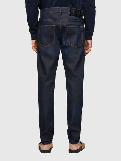 Diesel - D-Fining Tapered Jeans 09A45, Dark Blue - Jeans - Image 2