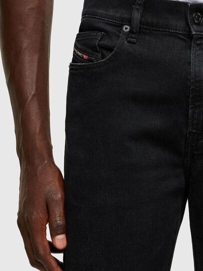 Diesel - D-Amny Skinny Jeans 084ZN, Black/Dark Grey - Jeans - Image 3