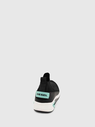 Diesel - S-KB SOCK QB W, Black - Sneakers - Image 4