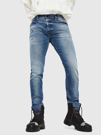 Diesel - Tepphar 0090L, Medium Blue - Jeans - Image 1