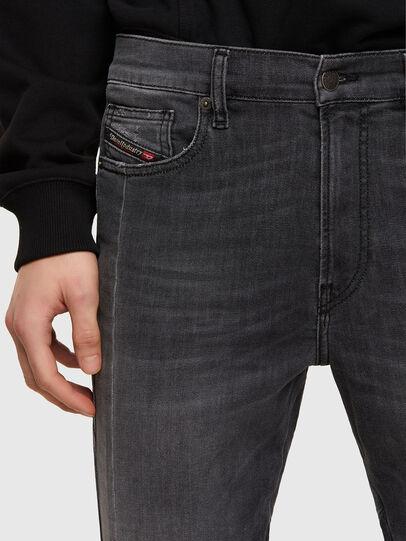Diesel - D-Amny Skinny Jeans 009QE, Black/Dark Grey - Jeans - Image 3