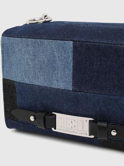 Diesel - CROSSAGE, Blue - Crossbody Bags - Image 7