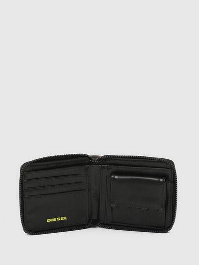 Diesel - ZIPPY HIRESH S, Green - Zip-Round Wallets - Image 3