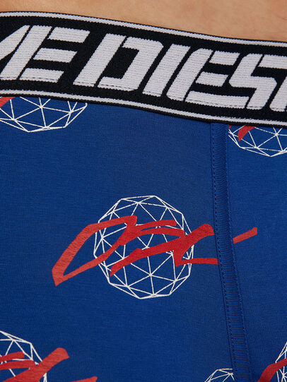 Diesel - UMBX-DAMIENTHREEPACK, Blue/Red - Trunks - Image 4