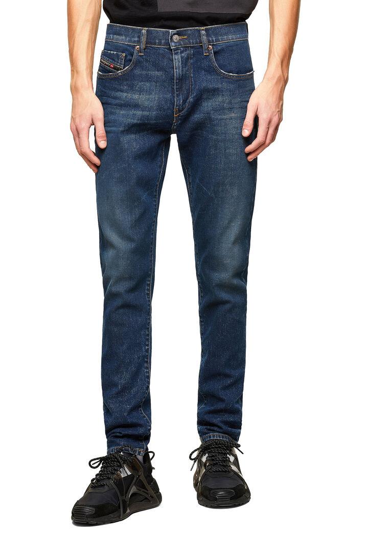 D-Strukt Slim Jeans 009NV,