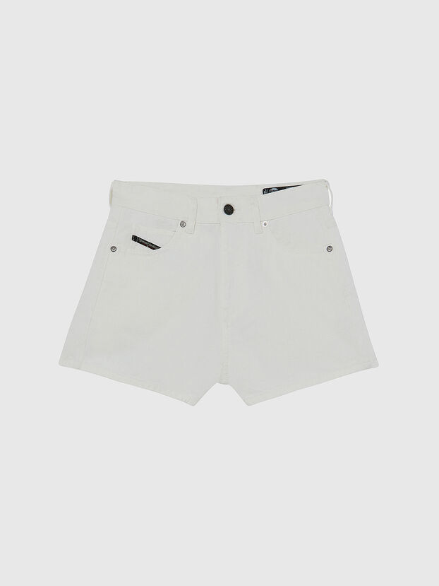 D-ISI-SHORT, White - Shorts
