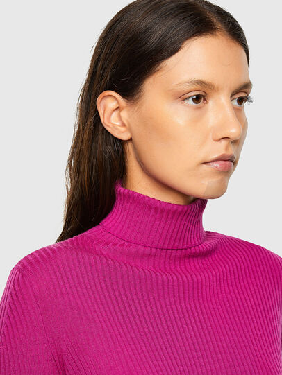 Diesel - M-KIMBERLY, Hot pink - Sweaters - Image 5