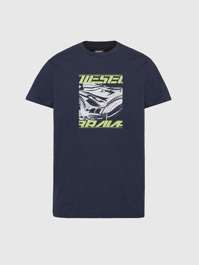 Diesel - T-DIEGOS-K33, Dark Blue - T-Shirts - Image 1