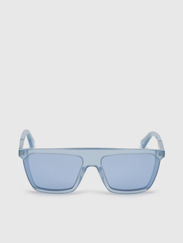 DL0323, Azure - Sunglasses