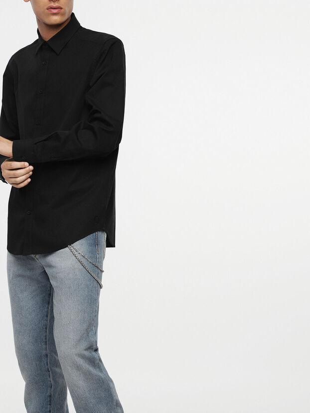 S-BILL, Black - Shirts