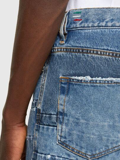 Diesel - D-Strukt Slim Jeans 009UE, Light Blue - Jeans - Image 4