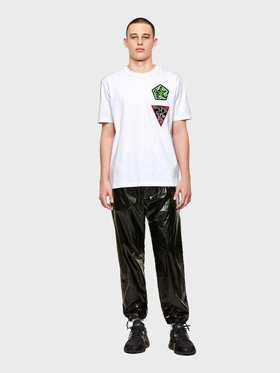 Diesel - T-JUBIND-SLITS-E1,  - T-Shirts - Image 4
