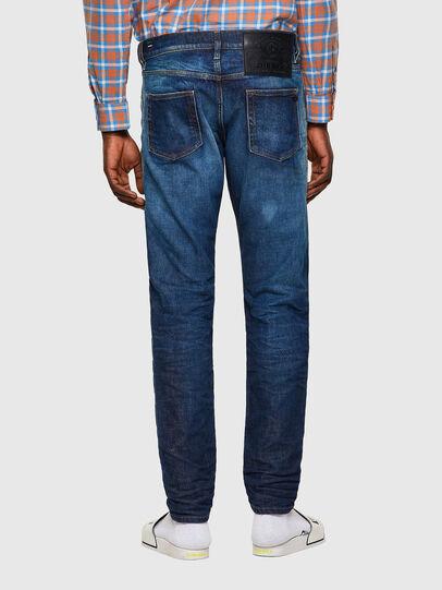 Diesel - D-Strukt Slim Jeans 09A13, Medium Blue - Jeans - Image 2