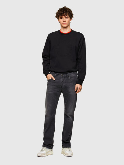 Diesel - Larkee Jeans 069SU, Black/Dark Grey - Jeans - Image 5