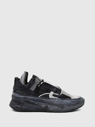 Diesel - S-BRENTHA DEC, Black - Sneakers - Image 1